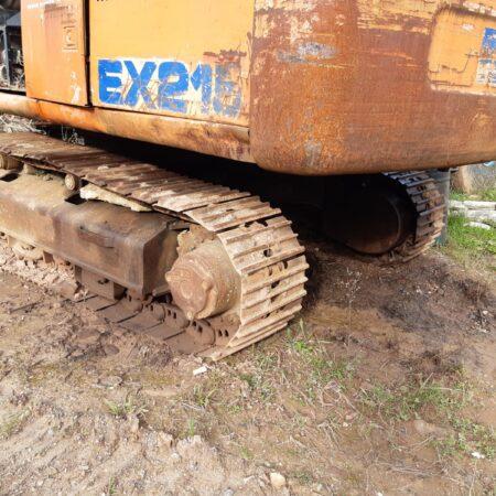 Excavadora FIAT Hitachi EX215 ocasión
