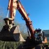 Excavadora HITACHI ZX250 ocasión