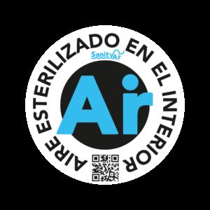 EQUIPO DE ESTERILIZACIÓN DE AIRE